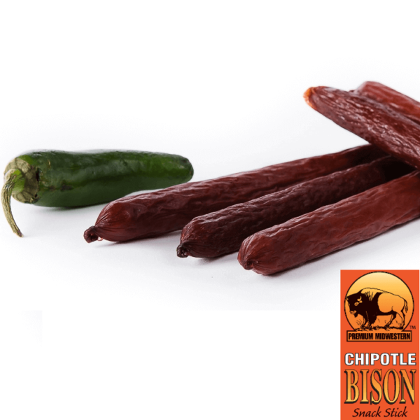 Bison Chipotle Stick 1oz